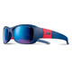 Julbo Piccolo Spectron 3CF Kinderen 8-12Y rood/blauw